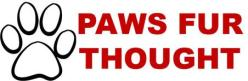 paws fur thought logo
